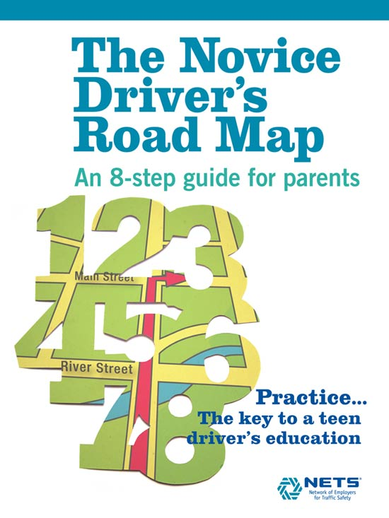 The Novice Driver's Road Map cover image