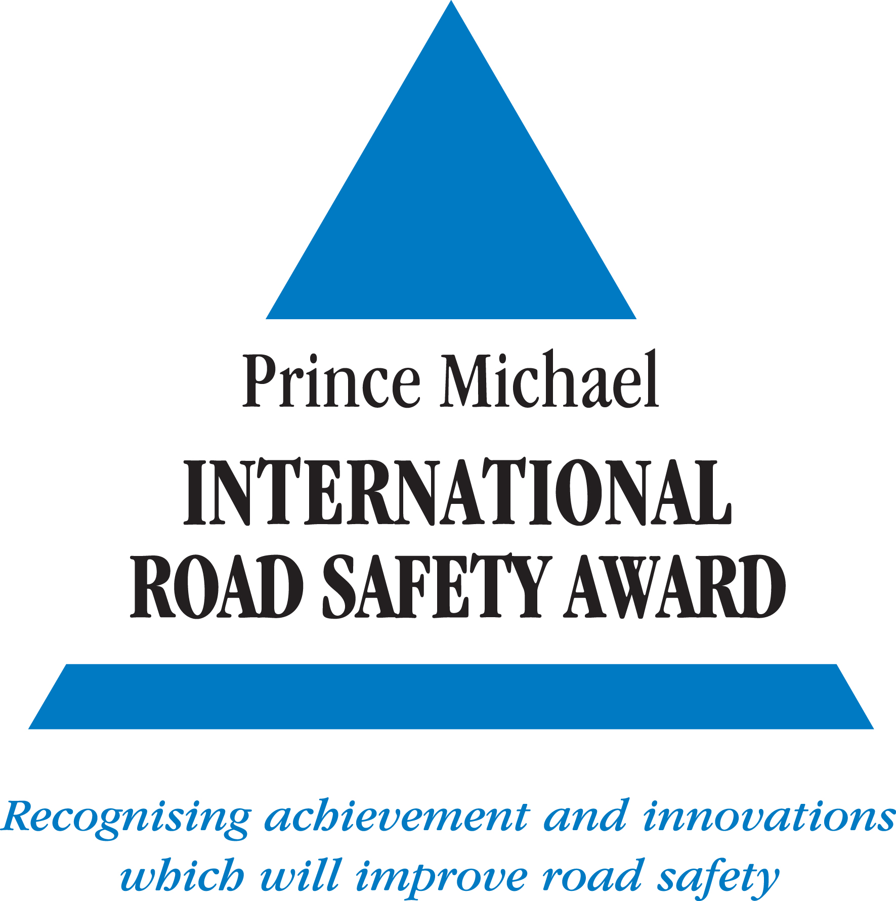 Prince Michael International Road Safety Award logo
