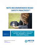 NETS Recommended Road Safety Practices