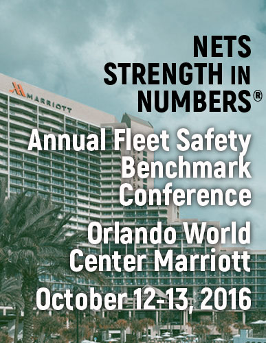 NETS' STRENGTH IN NUMBERS Annual Fleet Safety Benchmark Conference