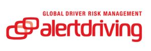 Alert Driving logo - global driver risk management